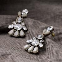 antique earring box - Earrings Stud Earrings New Styles Fashion Jewelry Antique Vintage Resin Plant Earrings jewelry earring box