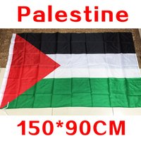 banner printing prices - The Palestine Flag UAE Polyester Flag FT printed flag CM banner High Quality Cheap Price In kind Shooting