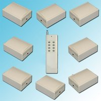 Wholesale High Power M AC85V V V V V V A RF W Ch RF Wireless Remote Control Switch System For Water Pump Motor