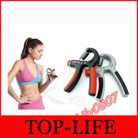 Wholesale New Men s functional training equipment hand grip Grip Strengthener Adjustable Hand Exerciser Resistance to Lbs hot sale