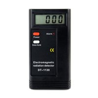 Wholesale Portable Electromagnetic Radiation Detector Cell Phone Laptop Digital EMF Meter Dosimeter Tester Y4246A