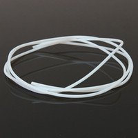 Wholesale ID mm OD mm M PTFE Teflon Tube For mm Filament D Printer RepRap Rostock order lt no track