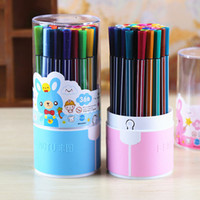 Wholesale Candife stationery supplies cute colors watercolor pen for school student art drawing doodle prize set Oulm
