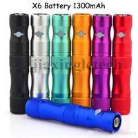 Cheap X6 Battery Best X6 electronic cigarette