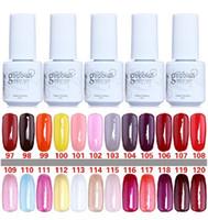 Wholesale High Quality Soak Off Gelish Nail Polish ml LED Nail Beauty Lacquer Colors Long Lasting Nail Gel