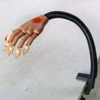 Wholesale Professional Nail Trainer Tool Super Flexible Fingers Personal amp Salon Adjustable Practice Hand Nail Training trainer
