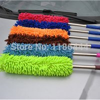 Wholesale Household Auto Car Truck Microfiber Duster Dirt Cleaning wash Brush Tool A1102 fpU