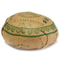 al por mayor comprar té verde-Venta caliente 2015 nueva buena Jia Mu Te Menghai Tuo del té de Puer crudo té verde 100g compra de 3 piezas Tea Obtener Una herramienta del cuchillo de Puer