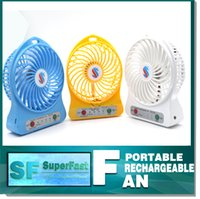 Wholesale portable rechargeable fan mini usb fan USB Portable Desk Mini Fan with Switch V Super Mute Cooler High Air Flow Fan