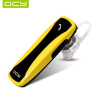 Wholesale QCY J134 Wireless Bluetooth Earphone Smart Universal Mini Popular Ear hook Earpiece for Car Driving Exercise Music