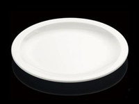 american tableware - New Fashion Dinner Plates Inch American Style Round Plate Western Restaurant With Melamine Plate A5 Melamine Tableware