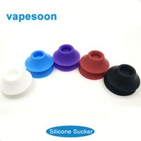 Wholesale Silicone Sucker Base For E GO Stand E GO Base Protect Mod From Falling Down