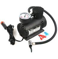 Wholesale 1pc Mini Tire Inflator Electric Car Air Compressor Pump For Vehicle Car Auto Bike V