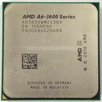 Wholesale Not a Brand New AMD A6 Series A6 GHz Quad Core Processor CPU Socket FM1