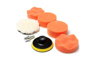 Wholesale 7PCS High Gross Polishing Buffing Pad Kit for Car Polisher Buffer NEW