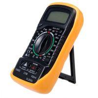 Wholesale Digital Voltmeter Ammeter Ohmmeter Multimeter Volt AC DC Tester Meter XL L A190