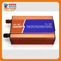 12v 220v pure sine wave inverter - DECEN W V V V V VAC Hz Hz Peak Power W Off grid Pure Sine Wave Solar Inverter or Wind Inverter For Home