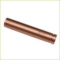 Cheap New Arrival Mini Nemesis Mod Copper Nemesis fit for 14500 Battery Mini Nemesis Mod Clone
