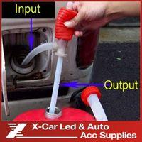Wholesale New Portable Manual Car Siphon Hose Gas Oil Water Liquid Transfer Hand Pump Sucker