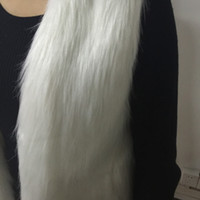 Wholesale Plus Size Autumn Winter Faux Fur Vest Colete De Pele Falso Jacket Casacos Femininos Womens Coat C478