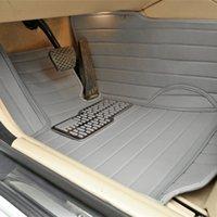 pvc leather car - For BMW serials I series X1 X3 X5 X6 Car carpets D leather carpet Customized Car floor mats Car foot mats Anti slip
