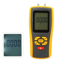 Wholesale differential pressure meter GM510 with USB interface MOQ
