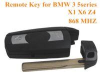 Wholesale car For BMW series X1 X6 Z4 MHZ Remote Key