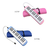 Wholesale Piano Keys Melodica SET Musical Instrument for Music Lovers Beginners Gift with Carrying Bag colors