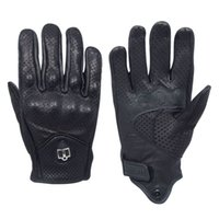 best motorcycle riding gloves - The best sale to you for Goatskin on road leather motorcycle riding gloves with Icons Pursuit Glove Perforated