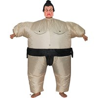 adult sumo suits - Sumo Inflatable Costume Adult Fancy Dress Suit Party Halloween Christmas Xmas Gift