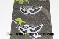 berik racing - Berik real k carbon fiber cm long racing decal sticker decals racing stock New style helmet logo