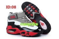 Mid Cut griffey shoes - popular men basketball shoes fashion male Griffey sports running shoes colors size