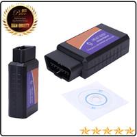 Wholesale Best ELM Bluetooth CAN bus OBD II Elm OBD2 Scanner code reader OBD2 OBD ii Interface OBD2 OBD II Auto Car Diagnostic Scanner tool