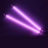 Wholesale quot Car Purple Undercar Underbody Neon Kit Lights CCFL Cold Cathode Tube