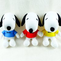 baby snoopy plush - Snoopy SNOOPY Christmas Plush toy dog doll doll doll gift baby female grasping machine