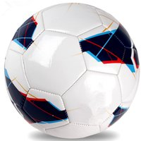 Wholesale 2015 new football ball regular competition New Premier league soccer ball Non slip type football for pice