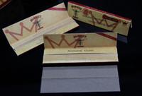 hemp arabic gum - 1BOX Hornet MM SliM Organic Hemp Cigarette Herb Unrefined Smoking rolling Papers Natural Arabic gum booklets