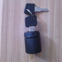 Wholesale Linde forklift ignition switch key switch lock electric door lock key switch JK410