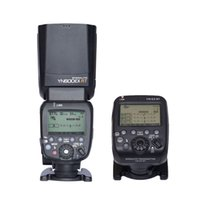 Wholesale YONGNUO YN600EX RT YN E3 RT Master Flash Speedlite for Canon RT Radio Trigger System YN600EX RT