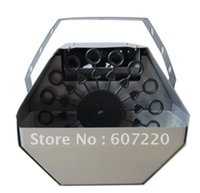 Cheap Free shipping Mini Bubble Machine Remote Contol Stage effect machine in good quality