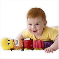 caterpillars - 2015 hot sale Baby toy music caterpillar toy baby toy rattles child toy