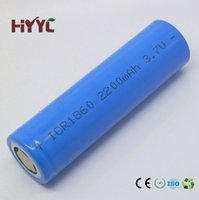 Wholesale 18650 Rechargeable mah Li ion Battery V for King Panzer Chiyou Penny mod Nemesis Mechanical Mod Ecig UPS Free