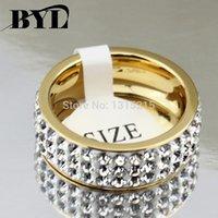 Cheap Diamond rings Best Titanium Steel Rings