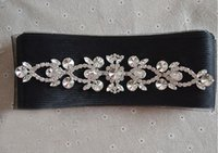 belt strass - Sew On Crystal Rhinestone Applique More Bright Strass Shiny For Wedding Dress Belt Clothing Accessories