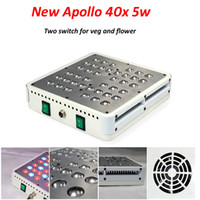 apollo led light - New Apollo x5w led grow lights double swtich for plant veg and flower full spectrum led grow lights