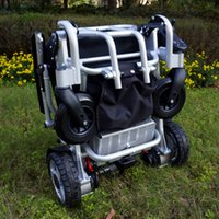 Wholesale Electric wheelchair kg lbs N W cm inch seat width power wheelchair for home or travel faxtory direct sales