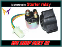 atv electrical parts - Street ATV Motorcycle Electrical Part Starter Solenoid Relay Lgnition Key Switch For Yamaha KODIAK YFM400 M43592
