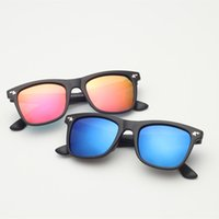 adult babys - 2016 Fashion Lady Kid Babys All match Modern UV400 Sunglasses Outdoor Camping Hikng Summer Beach Activity Cool Frame Eyewear High Quality