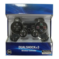 games video games - PS3 Wireless Bluetooth Game Controller for Playstation3 PS3 Console Video Games Joystick Gamepad SixAxis Vibration DHL