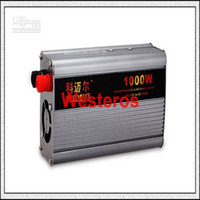 Wholesale Good Carmaer W DC to AC Power Inverter DC V to AC V Power Inverter Adapter Converter